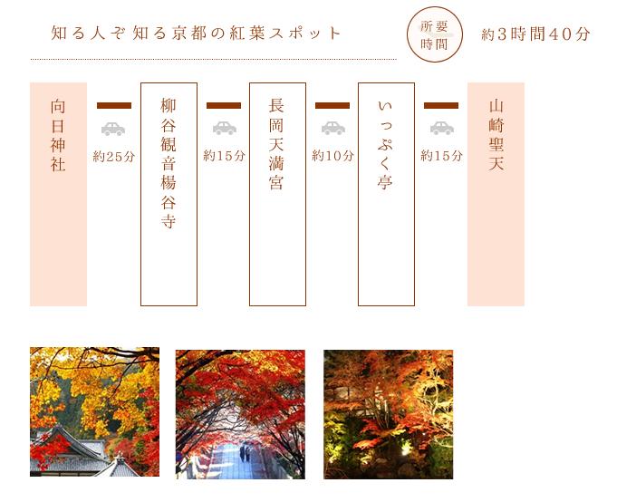 知る人ぞ知る京都の紅葉スポット