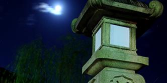 五辻の常夜灯